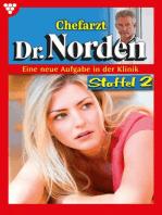 Chefarzt Dr. Norden Staffel 2 – Arztroman: E-Book 1121-1130