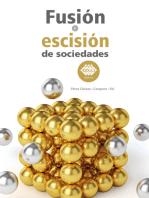 Fusión y escisión de sociedades 2019