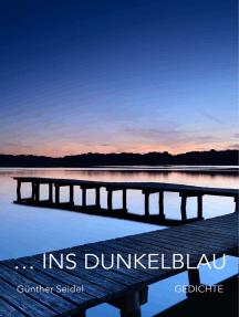ins dunkelblau: 90 Gedichte