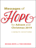 Messages of Hope for Advent and Christmas 2019