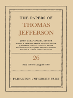 The Papers of Thomas Jefferson, Volume 26