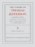 The Papers of Thomas Jefferson, Retirement Series, Volume 6