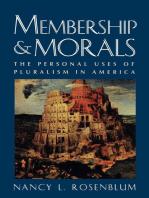 Membership and Morals