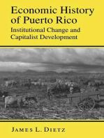 Economic History of Puerto Rico