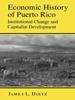 Economic History of Puerto Rico