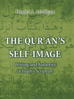 The Qur'ân's Self-Image: Writing and Authority in Islam's Scripture