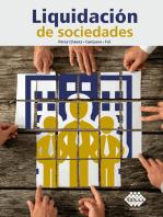 Liquidación de sociedades 2019
