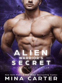 Alien Warrior's Secret: Warriors of the Lathar, #9