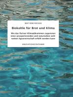 Biokohle für Brot und Klima