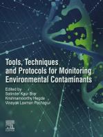 Tools, Techniques and Protocols for Monitoring Environmental Contaminants