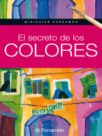 Miniguías Parramón: El secreto de los colores