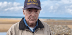 At 98, D-Day Veteran Medic Returns To Normandy To Remember A Generation's Sacrifice