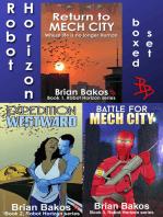 Robot Horizon Boxed Set