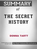 Summary of The Secret History