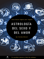 Astrología del sexo y del amor: Una guía signo por signo