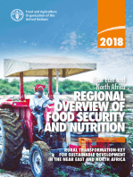 2018 Near East and North Africa Regional Overview of Food Security and Nutrition