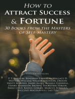 How to Attract Success & Fortune