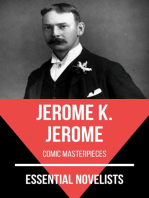 Essential Novelists - Jerome K. Jerome