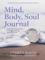 Mind, Body, Soul Journal