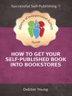 How To Get Your Self-Published Book Into Bookstores