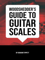 Woodshedder's Guide to Guitar Scales