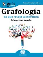 GuíaBurros Grafología: Lo que revela tu escritura
