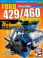 Ford 429/460 Engines