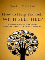 How to Help Yourself With Self-Help