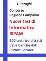 Concorso Regione Campania - i Test RIPAM Informatica