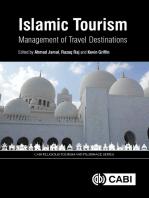 Islamic Tourism: Management of Travel Destinations