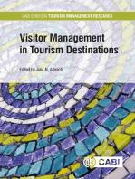 Visitor Management in Tourism Destinations