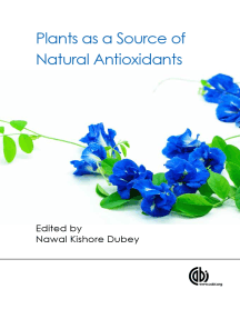 Plants as a Source of Natural Antioxidants
