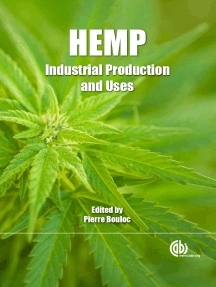 Hemp: Industrial Production and Uses