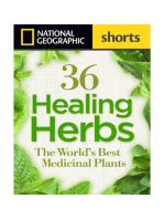 36 Healing Herbs