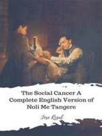 The Social Cancer A Complete English Version of Noli Me Tangere