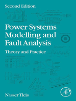 Power Systems Modelling and Fault Analysis: Theory and Practice