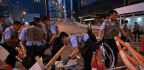 A Tense Calm Settles Over Hong Kong In Wake Of Violence Between Police And Protesters