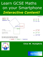 Learn GCSE Maths on Your Smartphone