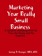 Marketing Your Really Small Business