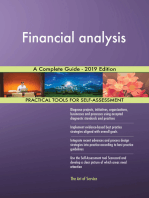 Financial analysis A Complete Guide - 2019 Edition