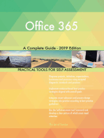 Office 365 A Complete Guide - 2019 Edition