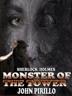 Sherlock Holmes Monster of the Tower