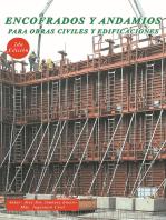 Encofrados y Andamios para Obras Civiles y Edificaciones