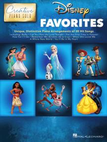 Disney Favorites - Creative Piano Solo