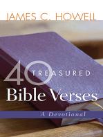 40 Treasured Bible Verses