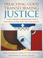 Preaching God's Transforming Justice