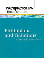 Philippians and Galatians