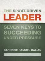The Spirit-Driven Leader