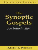 The Synoptic Gospels, Revised and Expanded
