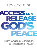 Access and Release God's Peace